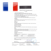 France PAA Declaration link