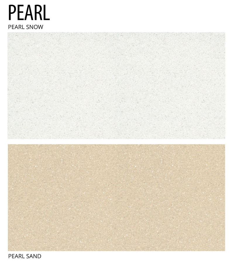PAA pearl palette PEARL colours  -PEARL SNOW, PEARL SAND